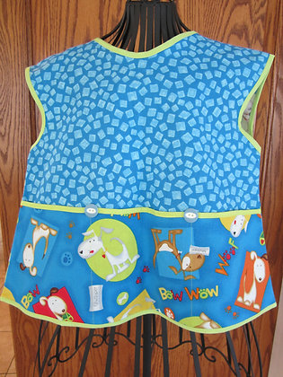 Woof Dogs  - Painter Style Apron