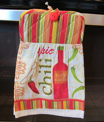 Spicy Chili - Towel