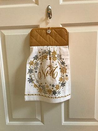 Gold Noel - Towel