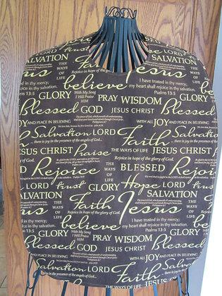 Faith - Adult Clothing Protector