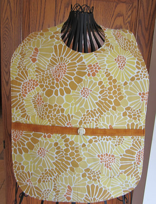 Brushstroke Floral - Adult Clothing Protector