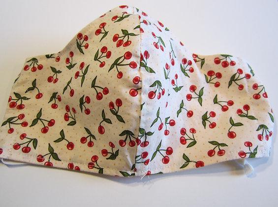 Tiny Cherries Mask