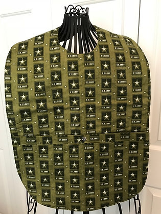 Army Block - Adult Clothing Protector