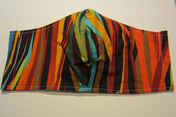 Technicolor Everglades Mask