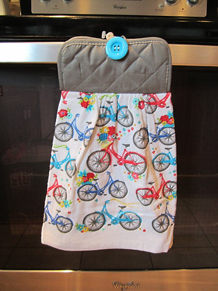 Colorful Bikes - Towel