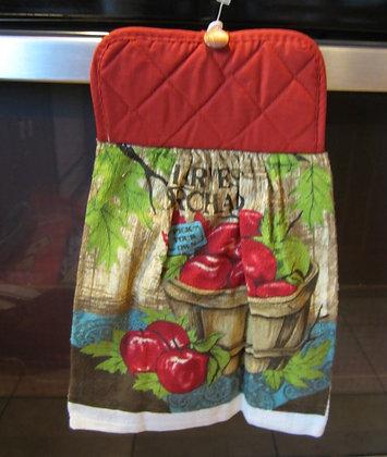 Apple Harvest Orchard - Towel