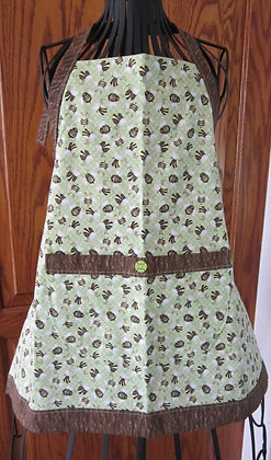 Sweet Bees - Kid's Wideband Chef Apron
