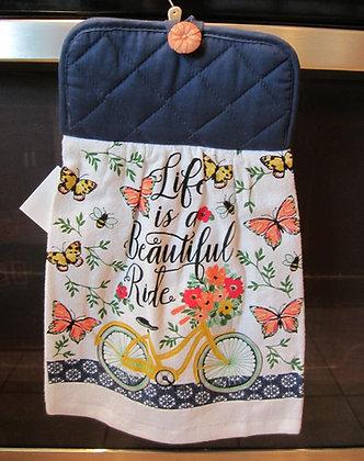 Life is Beautiful - Towel