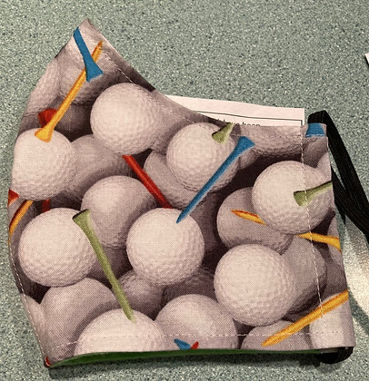 Golf Mask