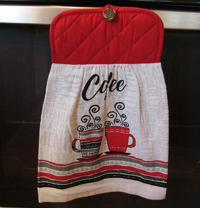 Duo Coffee Cups - Towel