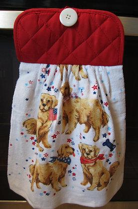 RWB Pups - Towel