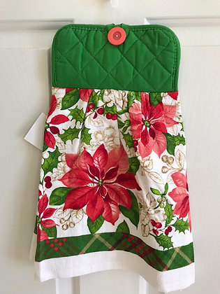 Poinsettia - Towel