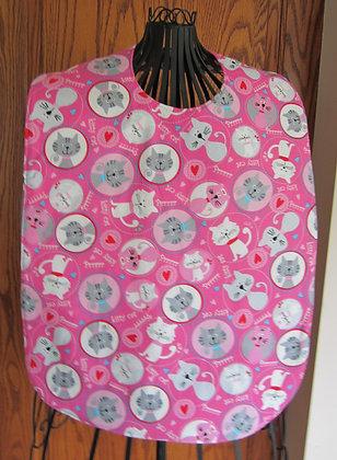 Circle Cats - Adult Clothing Protector