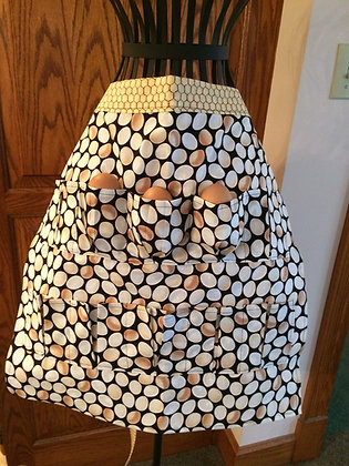 Eggs and Chicken-wire - Egg Gathering Apron