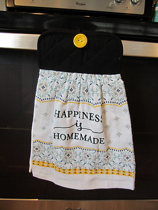 Happiness is Homemade - Towel