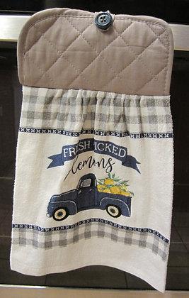 Lemon Truck - Towel