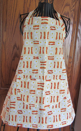 Eggs and Bacon - Kid's Chef Apron