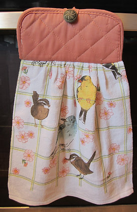 Bird Friends - Towel