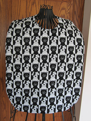 Cats & Dogs - Adult Clothing Protector
