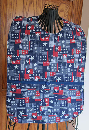 Star Patch - Adult Clothing Protector