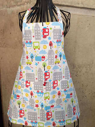 About Town - Kid's Chef Apron