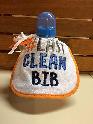 #Last Clean Bib