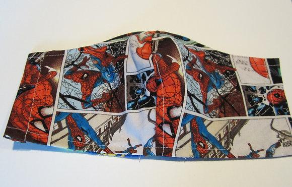 Spidey Blocks Mask