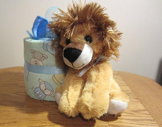 Lion - Baby Cake