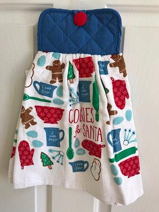 Cookies for Santa - Towel