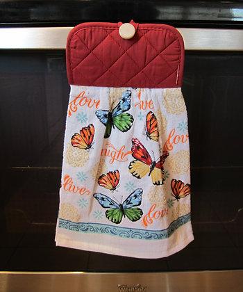 Love Butterflies - Towel