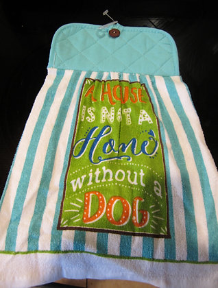 House is not a Home - Towel