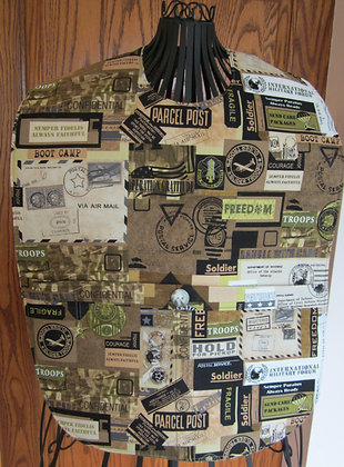 Military Postal - Adult Clothing Protector