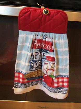 American as Apple Pie - Towel