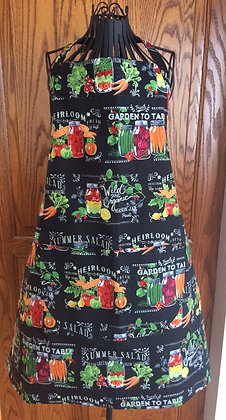 Garden Table - Chef Apron