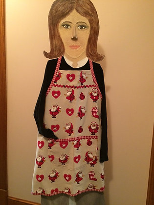 Country Snowman - Novelty Apron