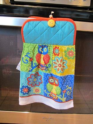 Owl Patch - Towel