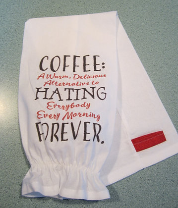 Coffee Alternative Plastic Bag Storage Chute
