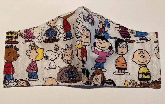 Peanuts Mask