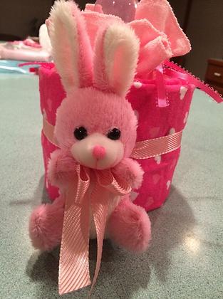 Pink Heart - Baby Cake