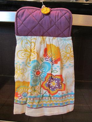 Modern Floral  - Towel