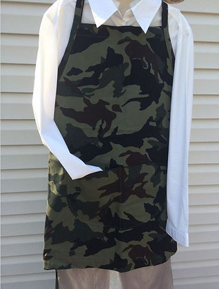 Camo - Mostly Men's Chef Apron