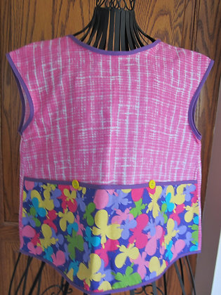 Butterfly - Painter Style Apron