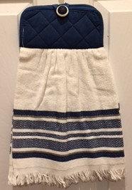 Indigo Stripe - Towel