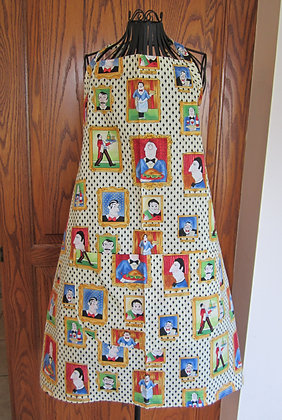 Chefs in Frames - Chef Apron
