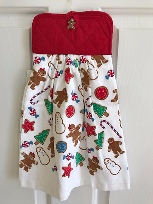 Gingerbread Fun - Towel