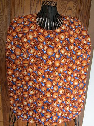 Basketballs - Adult Clothing Protector