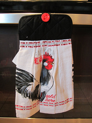 Eggs Sold Here  - Towel