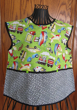 Here to There - Painter Style Apron