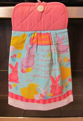 Peeps (Pink)  - Towel