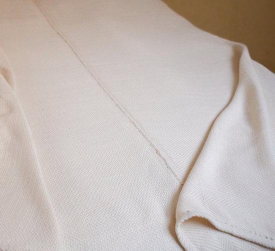 cobertor tear 6/6 cru